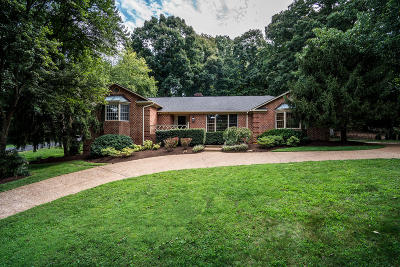 Knoxville TN Single Family Home Sold: $625,000