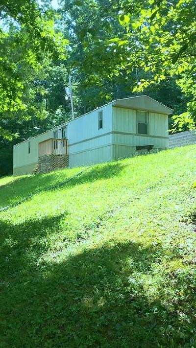 Single Family Home For Sale: 144 Ponders Gap Rd