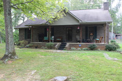 New Tazewell Single Family Home For Sale: 5020 S Maynardville Hwy