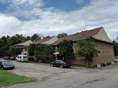 Maryville Multi Family Home For Sale: 406 S Maple St