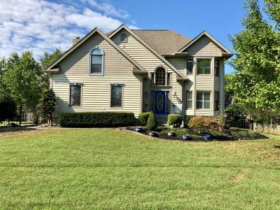 Knoxville Single Family Home For Sale: 101 Jamestowne Blvd