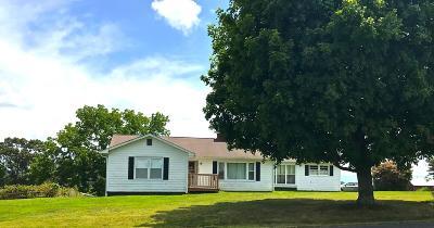 Dandridge Single Family Home For Sale: 1886 C H Rankin Rd