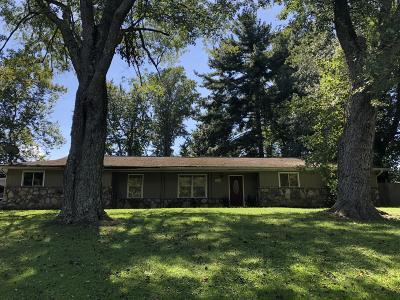 Andersonville, Maynardville, Norris Single Family Home For Sale: 118 East Lane
