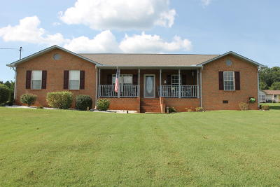 Seymour Single Family Home For Sale: 506 Scenic View Drive
