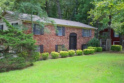 Knoxville Single Family Home For Sale: 8244 Landmark Drive