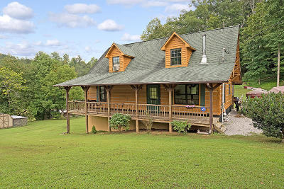 Heiskell Single Family Home For Sale: 1010 Gamble Drive