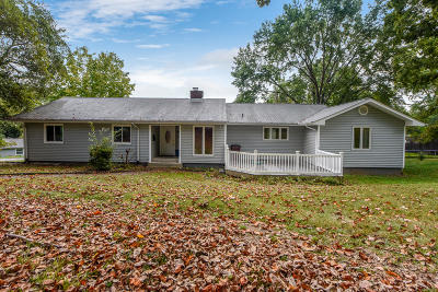 Oak Ridge Single Family Home For Sale: 100 Pelham Rd