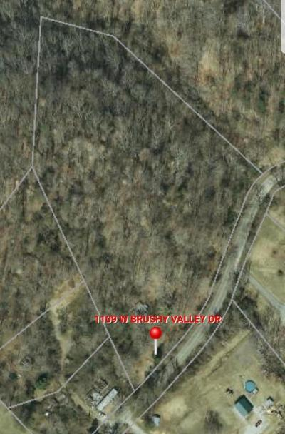 Powell Residential Lots & Land For Sale: 1109 W Brushy Valley Rd