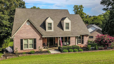 Maryville Single Family Home For Sale: 730 Oxford Hills Drive