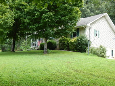 Lenoir City Single Family Home For Sale: 111 N White Wing Rd