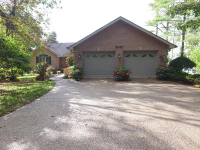 Crossville Single Family Home For Sale: 8347 Cherokee Tr