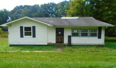 Single Family Home For Sale: 714 Hassler Mill Rd