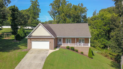 Maryville Single Family Home For Sale: 3601 Burlingame Drive