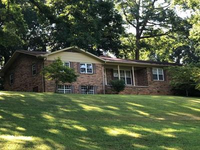 Tazewell Single Family Home For Sale: 305 Moody Hill Rd