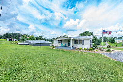 Madisonville Single Family Home For Sale: 1047 County Farm Rd