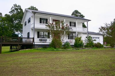 Vonore Single Family Home For Sale: 1005 Corntassel Rd