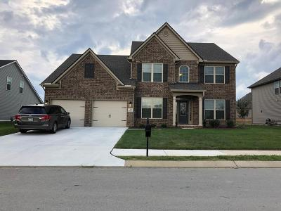 Maryville Single Family Home For Sale: 128 Beckwood Lane