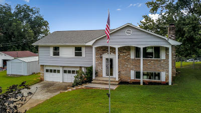 Maryville Single Family Home For Sale: 2250 Sentell Circle