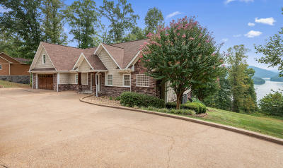 New Tazewell Single Family Home For Sale: 741 Marble Point Way