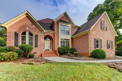 Knoxville Single Family Home For Sale: 8325 Alexander Cavet Drive