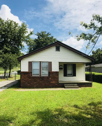 Middlesboro Single Family Home For Sale: 610 N 28th St
