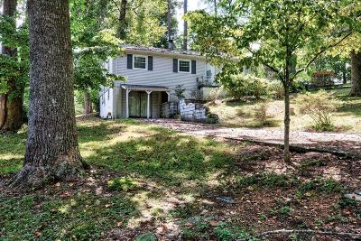 Caryville, Jacksboro, Lafollette, Rocky Top, Speedwell, Maynardville, Andersonville Single Family Home For Sale: 204 Shoreline Circle