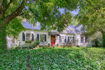 Knoxville Single Family Home For Sale: 4253 Holloway Drive