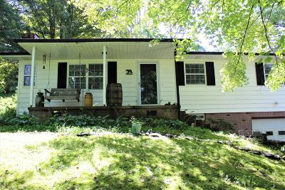 Townsend Single Family Home For Sale: 120 Smoky Drive