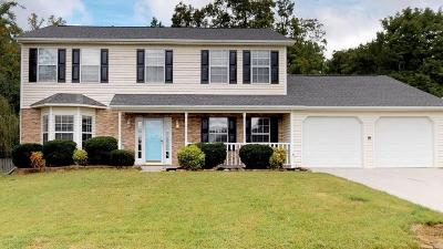 Powell Single Family Home For Sale: 8154 Foxworth Tr