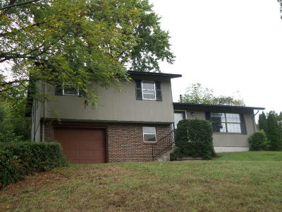 Oliver Springs Single Family Home For Sale: 538 Sleepy Hollow Rd
