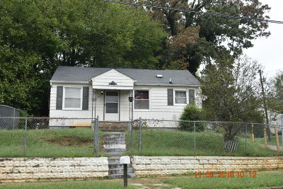 Knoxville Single Family Home For Sale: 2423 Cecil Ave