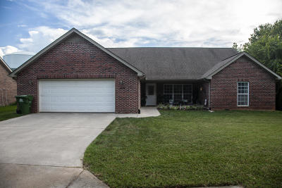 Maryville Single Family Home For Sale: 2037 Sequoyah Ave