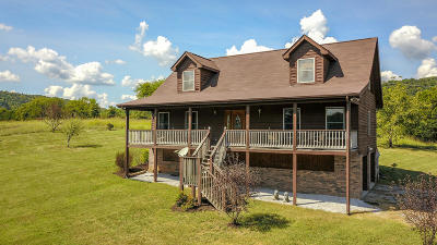 Single Family Home For Sale: 5931 Owl Hole Gap Rd