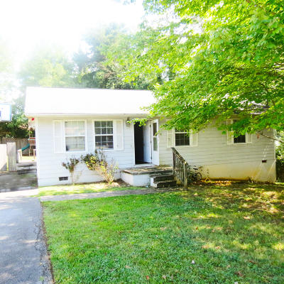 Knoxville Single Family Home For Sale: 3561 Wexgate Rd