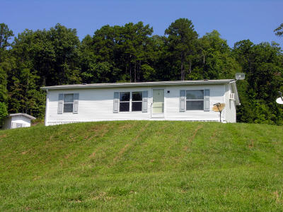 Tellico Plains Single Family Home For Sale: 200 Ironsburg Rd