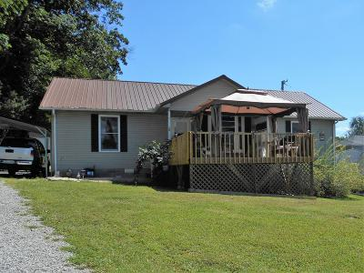 Lafollette Single Family Home For Sale: 122 Miles Lane