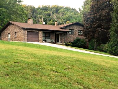 Cumberland Gap Single Family Home For Sale: 516 Cumberland Estates Rd