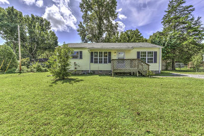 Oliver Springs Single Family Home For Sale: 403 Valley Drive