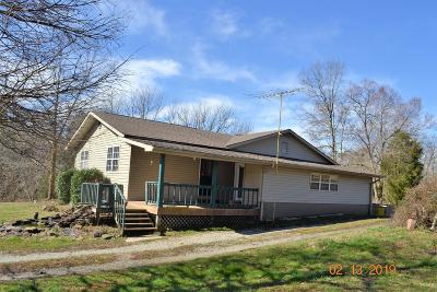 Maryville Single Family Home For Sale: 1615 Tom McCall Rd