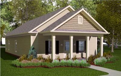 Oak Ridge Single Family Home For Sale: 105 Hackberry St #Lot 37b
