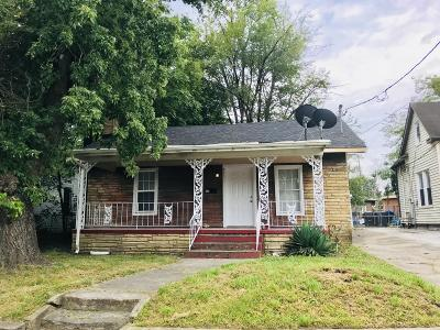 Knoxville Single Family Home For Sale: 511 Ben Hur Ave