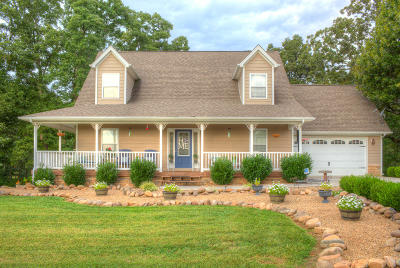 Jefferson City Single Family Home For Sale: 2025 Lindsey Lane