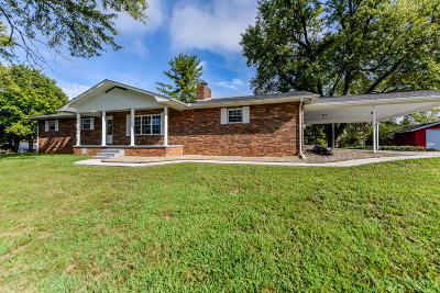 Sevierville Single Family Home For Sale: 605 Hilltop Circle