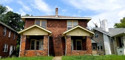 Knoxville Multi Family Home For Sale: 3221 E 5th Ave
