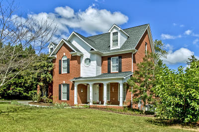 Knoxville Single Family Home For Sale: 11429 Bancroft Lane