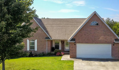Maryville TN Single Family Home Sold: $247,000