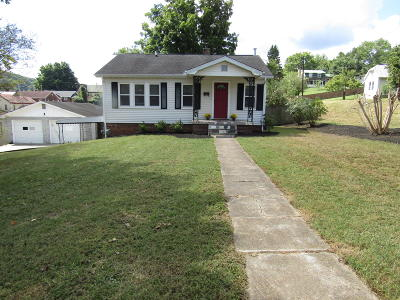 Caryville, Jacksboro, Lafollette, Rocky Top, Speedwell, Maynardville, Andersonville Single Family Home For Sale: 110 N 7th St