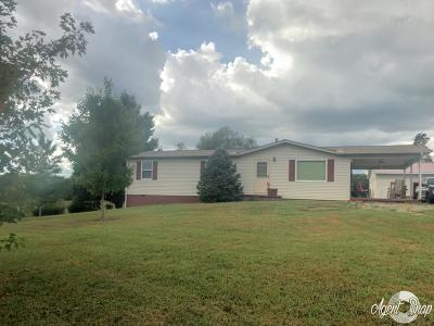 Single Family Home For Sale: 3634 Lowes Ferry Rd