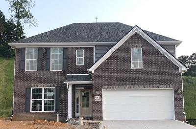 Maryville Single Family Home For Sale: 605 Branchwood Lane