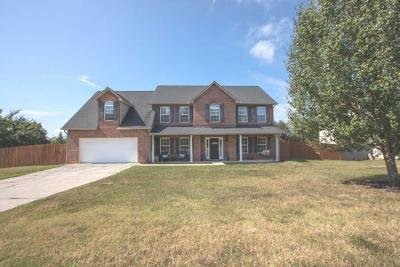 Knoxville TN Single Family Home For Sale: $310,000